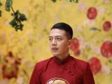 Nhà thiết kế Kenny Thái ra mắt bộ sưu tập áo dài 'Du Xuân'