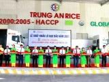 Lô gạo xuất khẩu đầu năm 2021 đạt giá 750 USD/tấn