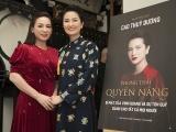 Phi Nhung, Kim Tuyến chúc mừng Cao Thùy Dương ra mắt sách