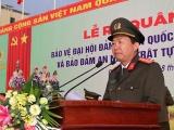 Công an tỉnh Điện Biên ra quân bảo vệ ANTT