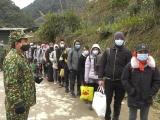 Lào Cai: Phát hiện 35 đối tượng nhập cảnh trái phép vào Việt Nam