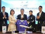 Bamboo Airways tài trợ vận chuyển chính thức cho CLB Bóng đá Hà Nội năm thứ hai liên tiếp