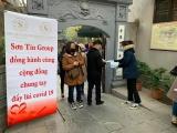 Thương hiệu SonTin's Luxury góp sức cùng phòng chống dịch Covid-19