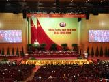 Thông cáo báo chí ngày làm việc thứ ba Đại hội XIII của Đảng