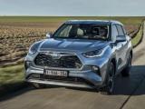 Toyota Highlander 2021 ra mắt tại thị trường châu Âu