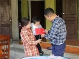 Him Lam tri ân gia đình 22 chiến sỹ Đoàn kinh tế - Quốc phòng 337 hy sinh khi làm nhiệm vụ