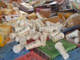 Ninh Bình: Tiêu hủy hàng hóa nhập lậu trị giá 889 triệu đồng
