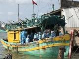 Cách ly 34 người nhập cảnh trái phép tại Cà Mau