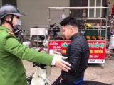 Hà Nội: Xử phạt nhiều trường hợp không đeo khẩu trang nơi công cộng