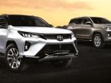 Toyota Fortuner 2021 ra mắt tại thị trường Malaysia