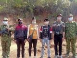 Quảng Nam: Về quê ăn Tết, 3 đối tượng nhập cảnh trái phép bị bắt giữ