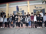 Bắt giữ 34 nam nữ thanh niên Hải Dương vượt chốt kiểm soát dịch Covid-19