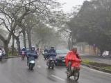 Bắc Bộ mưa lạnh trong ngày đi làm đầu năm Tân Sửu