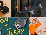 'Tom và Jerry': Nguồn cảm hứng sáng tạo bất tận của làng thời trang thế giới