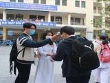 Học sinh 51 tỉnh, thành phố đã đi học trở lại
