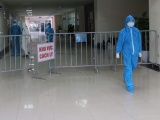 Một người đàn ông tử vong khi đang điều trị cách ly tại bệnh viện