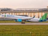 Bamboo Airways bay đúng giờ nhất toàn ngành, duy trì ổn định nhất số chuyến bay giai đoạn tết