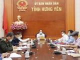 Hai huyện tại Hưng Yên dừng giãn cách xã hội