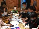 Hà Nội: Đi uống cà phê, 30 người bị phạt do không đeo khẩu trang