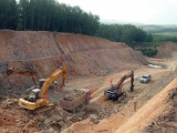 Vẫn chậm bàn giao mặt bằng dự án cao tốc Bắc - Nam