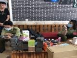 Đà Nẵng: Tạm giữ lượng lớn thuốc lá điện tử chưa rõ nguồn gốc