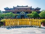 Miễn phí tham quan di sản Huế với công dân mặc áo dài