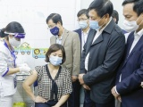 377 người tiêm vắc xin COVID-19 ở Việt Nam chưa ghi nhận phản ứng bất thường