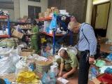 Phú Yên: Tạm giữ hàng nghìn linh kiện, phụ tùng xe không nhãn hiệu
