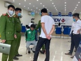 Hà Nội: Bắt đối tượng chạy xe ôm công nghệ cướp ngân hàng