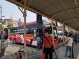 Hà Nội bỏ yêu cầu ngồi giãn cách trên xe khách liên tỉnh từ ngày 16/3