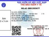 Mẫu thẻ BHYT mới chính thức có hiệu lực từ ngày 1/4/2021