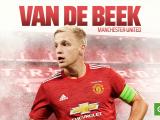 Van de Beek muốn rời MU chỉ sau 1 mùa gắn bó