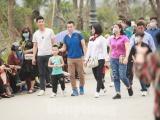 Yêu cầu thực hiện nghiêm '5K' đối với du khách đến chùa Tam Chúc