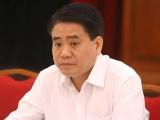 Khởi tố ông Nguyễn Đức Chung vì liên quan vụ mua chế phẩm Redoxy 3C