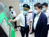 Lãnh đạo TP Hà Nội thị sát, kiểm tra toàn tuyến đường sắt Cát Linh – Hà Đông