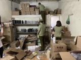 Hà Nội: Thuê nhà trọ để bán online mỹ phẩm không rõ nguồn gốc