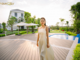 """Phạm Quỳnh Anh: """"Tôi đầu tư 2 căn nhà phố liền kề tại đảo Phượng Hoàng để làm tài sản tích lũy cho con"""""""