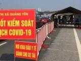 Từ 0h ngày 22/3, Quảng Ninh tạm dừng các chốt kiểm soát Covid-19