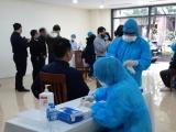 Xét nghiệm SARS-CoV-2 cho phóng viên đưa tin tại kỳ họp thứ 11, QH khoá XIV