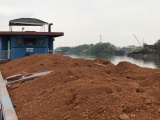 Quảng Ninh: Bắt giữ 2 vụ vận chuyển cát và quặng đất không rõ nguồn gốc