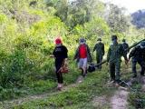 Lạng Sơn: Bắt quả tang 2 xe ô tô chở người Trung Quốc nhập cảnh trái phép