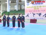 Thừa Thiên Huế: Đưa môn võ cổ truyền vào Hội khỏe Phù Đổng năm 2021
