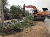 Vĩnh Yên (Vĩnh Phúc): Tổ chức cưỡng chế các trường hợp vi phạm lấn chiếm đất đai tại thôn Tấm