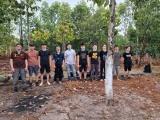Bắt giữ 12 người Trung Quốc nhập cảnh trái phép vào Việt Nam để sang Campuchia