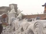 Đá mỹ nghệ Ninh Vân: Hồn đá - Hồn người