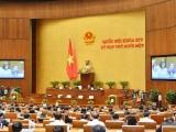 Quốc hội thảo luận về báo cáo nhiệm kỳ của Chủ tịch nước và Chính phủ