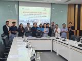 Hiệp hội xúc tiến phát triển điện ảnh Việt Nam ký kết hợp tác với trường ĐH Kinh tế TP.HCM