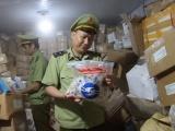 Lạng Sơn: Phát hiện kho đông lạnh chứa gần 2,5 tấn thực phẩm nghi nhập lậu