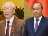 Quốc hội miễn nhiệm Chủ tịch nước và Thủ tướng