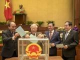 Quốc hội thông qua miễn nhiệm Chủ tịch nước Nguyễn Phú Trọng